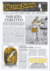 Nestor Burma (Feuilleton) -10- Corrida aux Champs Elysées - Numéro 1