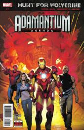 Hunt For Wolverine - Adamantium Agenda -1A- Issue #1