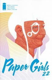 Paper Girls (Image comics - 2015) -22- Paper Girls