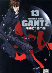 Gantz (Perfect Edition) -13- Tome 13
