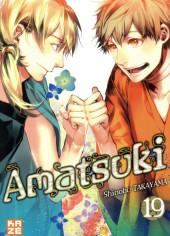 Amatsuki -19- Tome 19