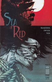 Sea of Red (2005) -1- Sea of Red #1