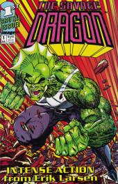 Savage Dragon Vol.1 (The) (Image comics - 1992) -1- Baptism Of Fire