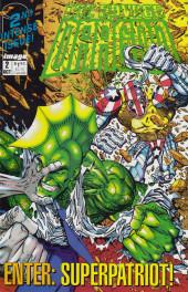 Savage Dragon Vol.1 (The) (Image comics - 1992) -2- Born Again Patriot