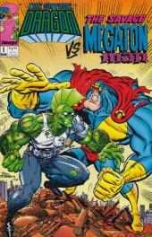 Savage Dragon vs. Savage Megaton Man (1993) -1- Savage Brawl