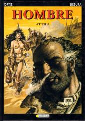 Hombre - La genèse -5- Attila