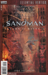 Essential Vertigo: The Sandman (1996) -23- Season of Mists Chapter 2
