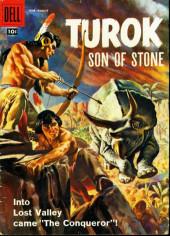 Turok, son of stone (Dell - 1956) -12- The Conqueror