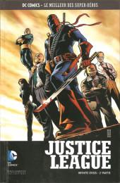DC Comics - Le Meilleur des Super-Héros -HS09-  Justice League - Infinite Crisis - 2e partie