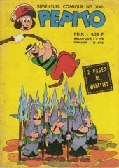 Pepito (1re Série - SAGE) -206- Le remplaçant de La Banane