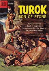 Turok, son of stone (Dell - 1956) -17- (sans titre)