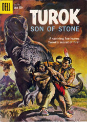 Turok, son of stone (Dell - 1956) -18- (sans titre)