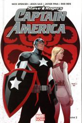 Captain America : Steve Rogers -2- Le Procès de Maria Hill