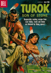 Turok, son of stone (Dell - 1956) -19- (sans titre)