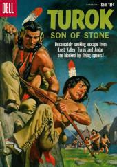Turok, son of stone (Dell - 1956) -19- (sans titre)