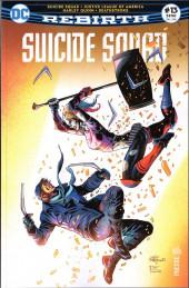 Suicide Squad Rebirth (DC Presse) -13- Tome 13