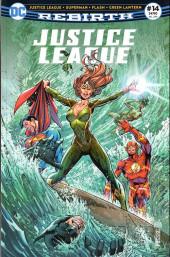 Justice League Rebirth (DC Presse) -14- Tome 14
