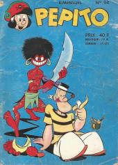 Pepito (1re Série - SAGE) -94- Le prix d'un sourire