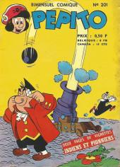 Pepito (1re Série - SAGE) -201-
