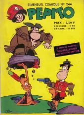 Pepito (1re Série - SAGE) -244- La dot ?...des haricots !