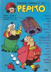 Pepito (1re Série - SAGE) -225- Une malle bien encombrante