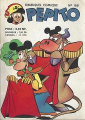 Pepito (1re Série - SAGE) -168- Ventempoupe toréador