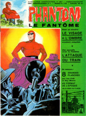 Le fantôme (1re Série - Aventures Américaines) -387- Le Visage de l'Ombre