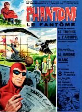 Le fantôme (1re Série - Aventures Américaines) -392- Le Triomphe de l'Archipel