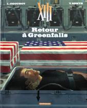 XIII -22b2017- Retour à Greenfalls
