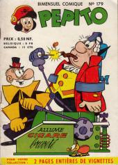 Pepito (1re Série - SAGE) -179- Les chasseurs de fourrures - 2