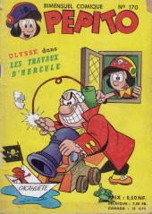 Pepito (1re Série - SAGE) -170- Le perroquet pigeon