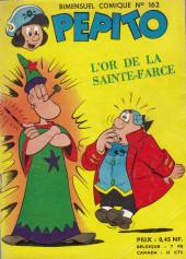 Pepito (1re Série - SAGE) -162- L'or de la Sainte-Farce