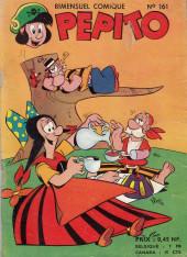 Pepito (1re Série - SAGE) -161- Le troisième larron