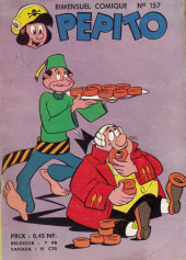 Pepito (1re Série - SAGE) -157- Ali voleur et les 40 babas