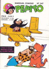 Pepito (1re Série - SAGE) -247- Cet honnête La Banane