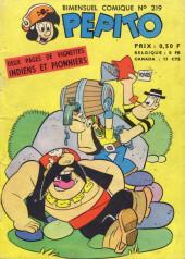 Pepito (1re Série - SAGE) -219- Le bosco joue... et gagne !