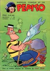 Pepito (1re Série - SAGE) -139- Ah ! Quelle scie !