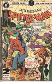 L'Étonnant Spider-Man (Éditions Héritage) -7172- La folie est toute dans le cerveau !