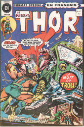 Thor (Éditions Héritage) -47- Ulik se déchaîne