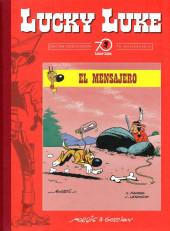 Lucky Luke (Edición Coleccionista 70 Aniversario) -77- El mensajero