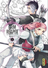 Grim Reaper and an argent cavalier (The) -5- Tome 5
