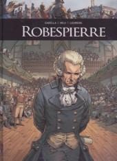 Ils ont fait l'Histoire -21FL- Robespierre