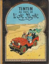 Tintin (Historique) -15B26- Tintin au pays de l'or noir