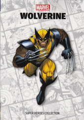 Super Heroes Collection -8- Wolverine