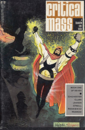 A Shadowline Saga: Critical Mass (1989) -1- A Shadowline Saga: Critical Mass #1