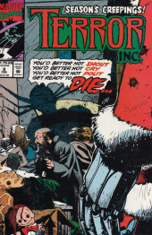 Terror Inc. (1992) -8- The Gift of the Maggia