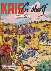 Kris le shériff -9- Le Fort de l'espoir