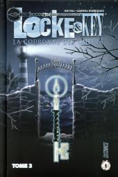 Locke & Key -3a18- La couronne des ombres