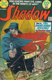 Shadow (The) (DC comics - 1973) -2- Freak Show Murders