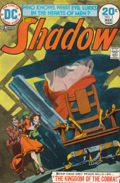 Shadow (The) (DC comics - 1973) -3- The Kingdom of the Cobra